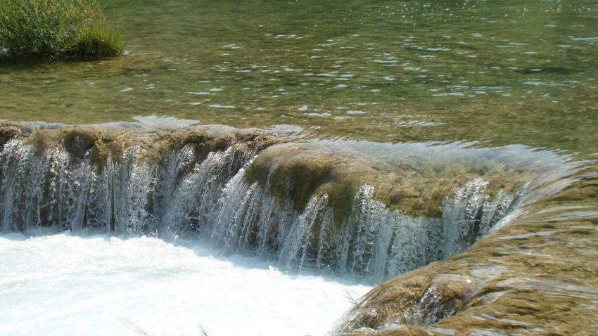 Beauty In Nature Croatia Krka Krka National Park Nature Outdoors Scenery Water Waterfall