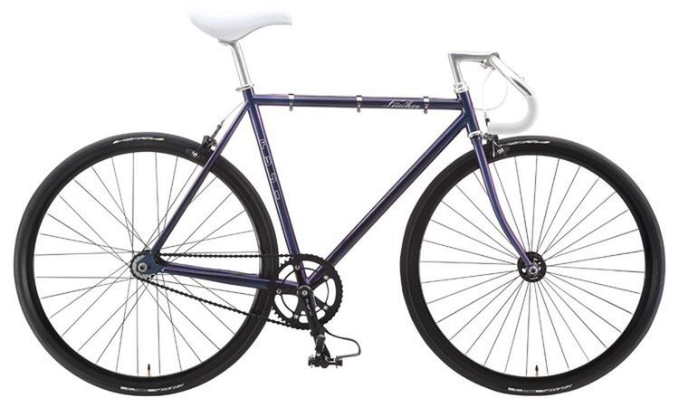 Fuji Bike Cross Bike IWant Mysterious Blue
