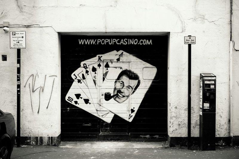 Brighton scene Blackandwhite Black & White Black&white Graffiti Art Street Art Brighton Brighton Uk