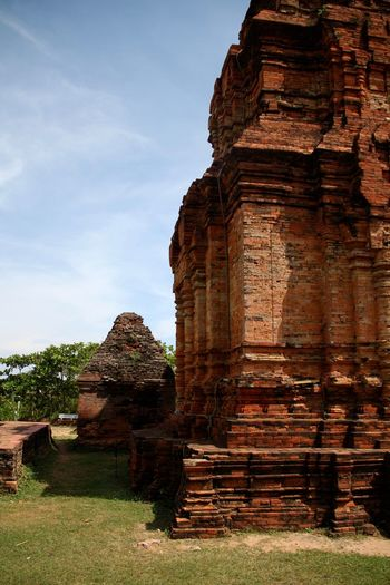 Khmer Culture Phan Thiet Spirituality Travel Vietnam Ancient Ancient Civilization Architecture Day History Khmer Khmer Temple No People Old Ruin Outdoors Place Of Worship Religion Spirituality Temple Travel Destinations