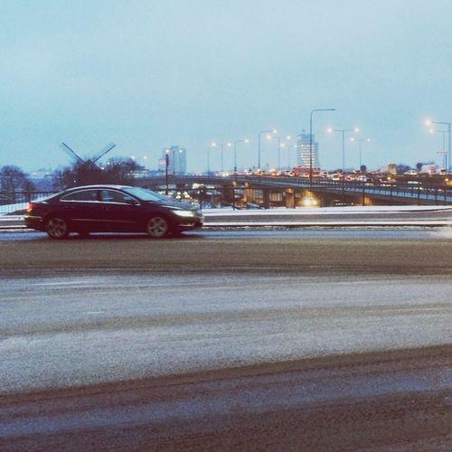 Morning in Stockholm. Stockholm