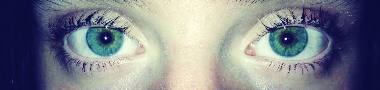 My eyes :) Eyes