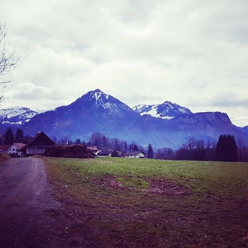 Outdoor Photography Outdoors #feld #weg #himmel #bayern #beautiful #nice #Fotografia #naturelove #Natur #berge #wandern #germany #deutschland #landscape #nature #photography Snowcapped Mountain Mountain Peak