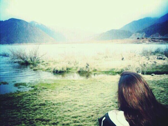Hermoso paisaje.
