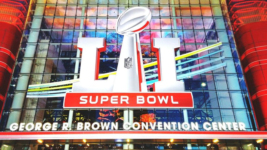 Houston Texas Downtown District SuperBowlXLIX No People SuperBowl2017 Downtown Houston Eyem Best Shots Outdoors Instagram-photos Photography Taking Photos Check This Out Travelingphotographer Edited By Me Hanging Out H-Town! Editing Photos Houston, Texas Enjoying Life SuperBowlAmericano