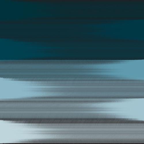 Full frame shot of blue sky seen through window