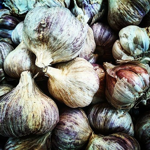Pa espantar las malas vibras EyeEm Best Shots Naturaleza Garlic Food Ajo Mobilephotography Vegetales