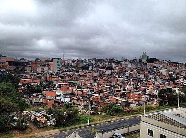 Extremo Sul De São Paulo, dia cinza.. 🌧 City City Life Sky Day Favelabrazil Zonasul Brazil