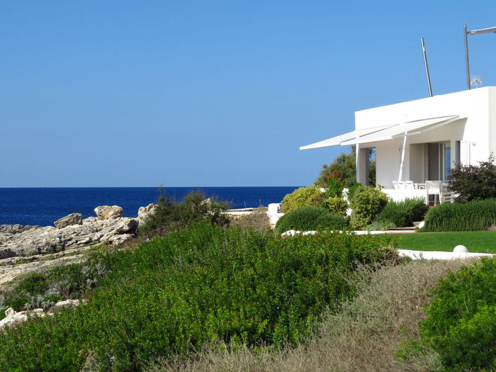 Beach House BeachHouse Dream House Mediterranean  Mediterranean Sea Mediterranean Landscape Architecture Baleares Balearic Islands Building Exterior Built Structure Clear Sky Cliff Dreamhouse Finca Horizon Horizon Over Water Mediterranean Lifestyle Menorca Recluse Reclusive Sea Seaside Sky White House