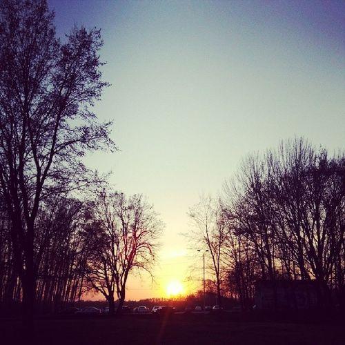 Бухарест на биатлонке! Черниковка биатлонка Закат