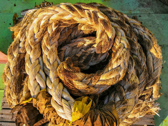 rope line Day Rope Rope Line Old Ship Tanker Ship Onboard Onboard A Ship
