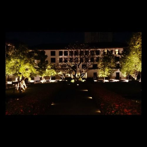 Courtyard at night Experiaz1 Aisa Sukothai