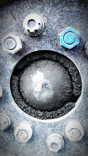 Close-up Circle