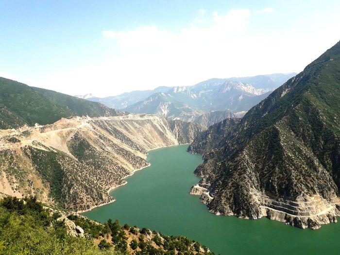 + Artvin Mountain Mountain Range Outdoors Beauty In Nature Nature Sky