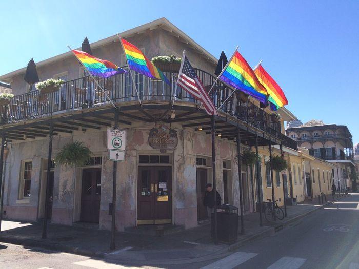 #architecture #gay #happy #pride  #gaylove #love #gaypride #gayusa #missisippi #neworelans #NOLA