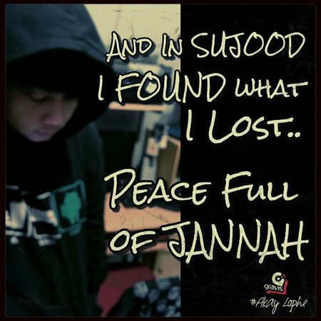 Allah Jannah