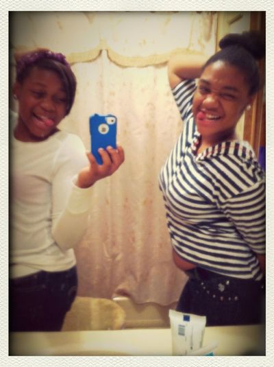 Me & My Fave Cousin ❤❤