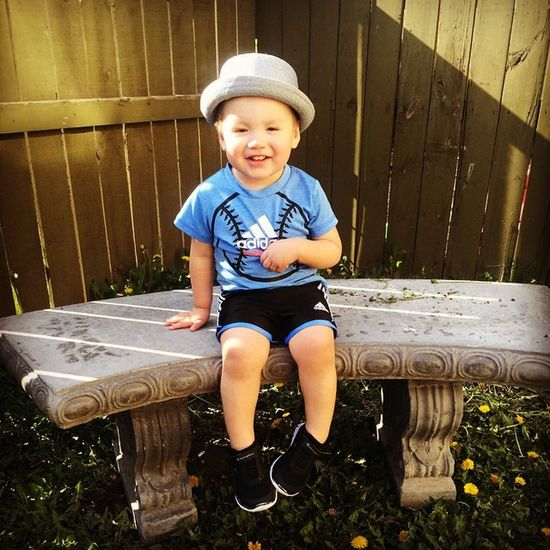 My handsome baby ❤️❤️❤️ Mommysboy Handsome Baby Babylove Smile Lyric  Cutiekins Myson Happybaby Adidas