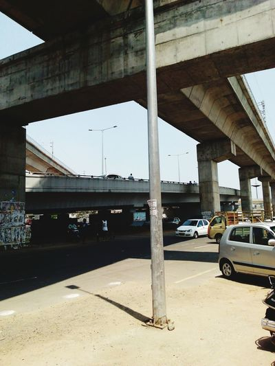 The metro rail bridge, Chennai! Metro Rail Bridge Taking Photos Check This Out Ayub The Poet Ayubkhan.U Visual Poetry Exceptional Photographs Showcase March Yeah Springtime! Remembering The Times Enjoying Life