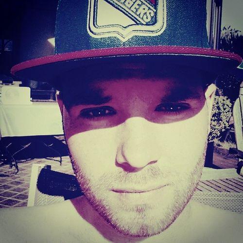 Selfie Sunfie Me Nyrangers snapbackbeardsummerboyeyesgarden