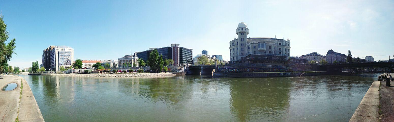 Donaukanal Urania Panorama