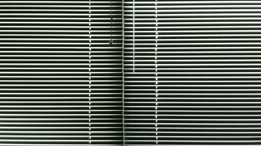 Full Frame Shot Of Blinds