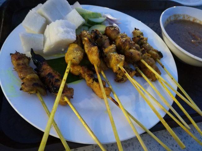 Food Ready-to-eat No People Comfort Food Healthy Eating Nightlife Outdoors Satay SataySatay