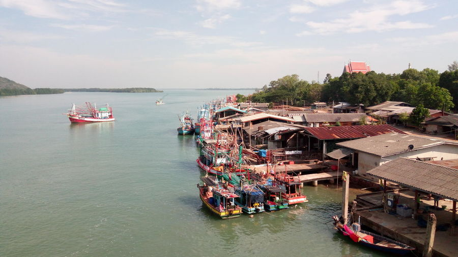 Traveling In Chunthaburi Thailand Water Sea Sky Transportation Day Nature Taking Photos Countrylife Out Of Country