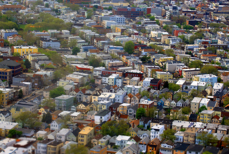 newark,color of New Jersey Newark New Jersey Architecture Building Exterior High Angle View Building Built Structure Residential District Outdoors TOWNSCAPE Aerial View Drone Photography Cityscape Crowded Crowded Street House USA America United States USAtrip Colorful Houses Crowd City Street Town