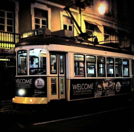 City Transportation Lisbon Lisboa Train Rail Transportation EyeEmNewHere