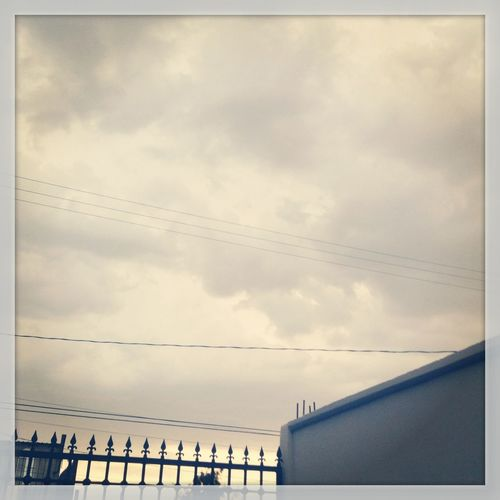 lovely day Sky Clouds Rain Loveit