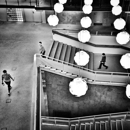 Berlin Architecture_bw Architecture Scharoun