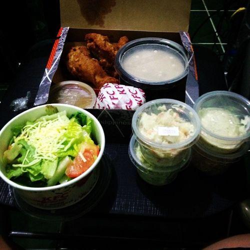 Yum Kfcph Lunch 👍😋