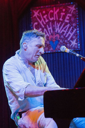 Jon Cleary live at Chickie Wah Wah, New Orleans Jon Cleary New Orleans Live Music