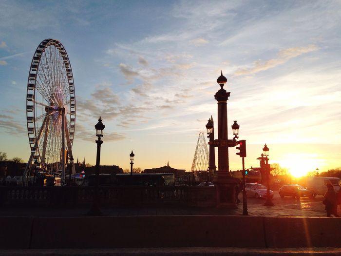 Place de la Concorde, Paris Learn & Shoot After Dark Learn & Shoot : After Dark Learn & Shoot: After Dark