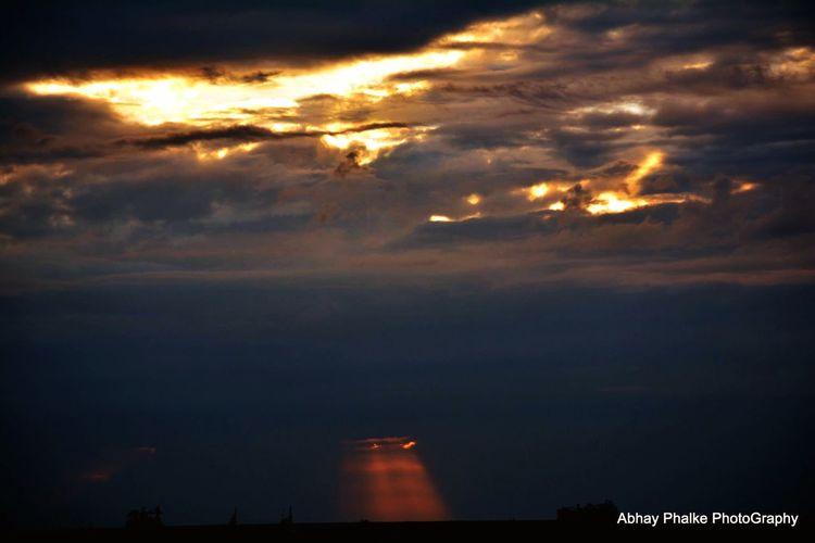 Sunrays Sunlight Rayofhope Hope Ships Ocean View Ocean Photography Ocean Sunset