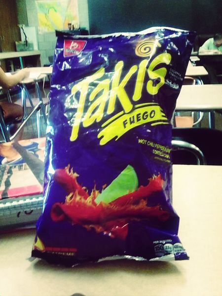 What Makes You Strong? Food Takis