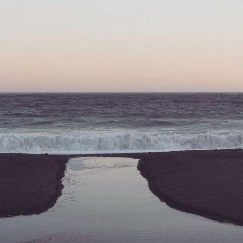 Water Sea Salt - Mineral Sunset Beach Wave Backgrounds Reflection Sunlight Sun