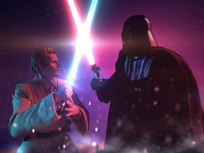Obi Wan : You were the chosen one! It was said that you would bring balance to the force, not leave it in darkness. --------------------------------------- Obiwankenobi Obiwan Ewenmcgregor Darthvader MafexVader SHfiguarts Shfiguartsphotography Starwars Revengeofthesith StarWars6inch Starwarstoyphotography Starwarstoypix Starwarstoyfigs