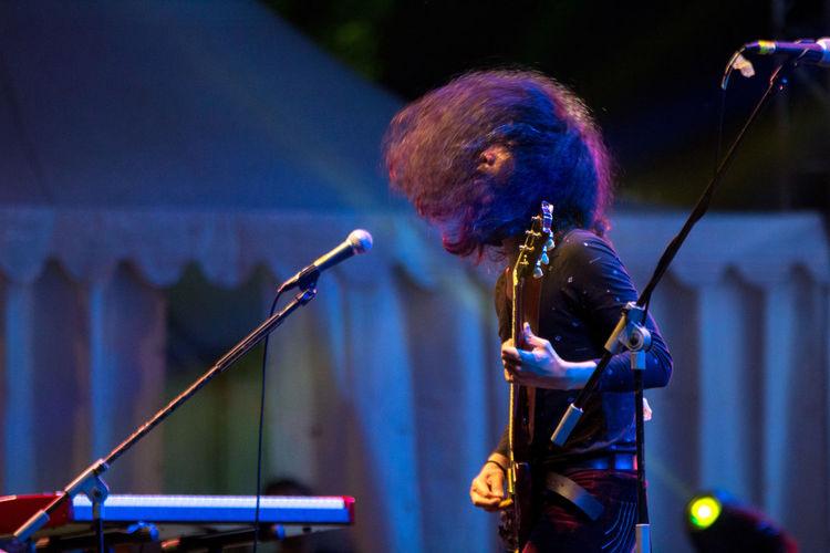 EyeEm Selects Performance Music Musician Stage Light Popular Music Concert Event Night Microphone Concertphotography Concertphoto Concertphotographer Rock Rock Musician