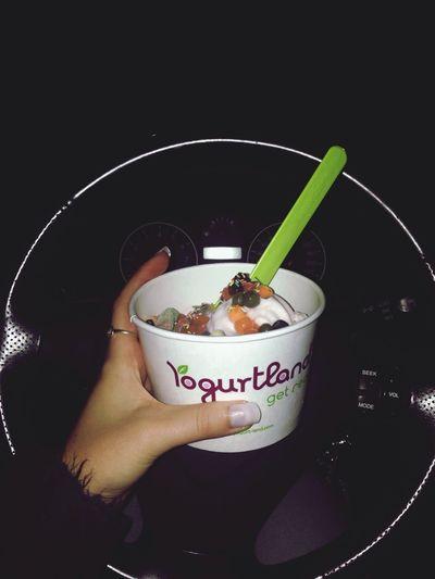 Frozen Yogurt Drive