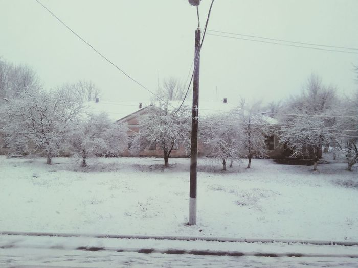 The First Snow ))