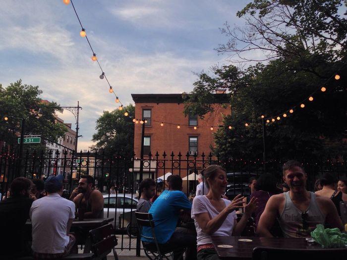 Cheers! Deck Brooklyn