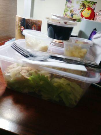 Vegetable Salad Salad Nice Day Hello World Lovelovelove Food Lifestyle Life Style Taking Photos Pasta Time