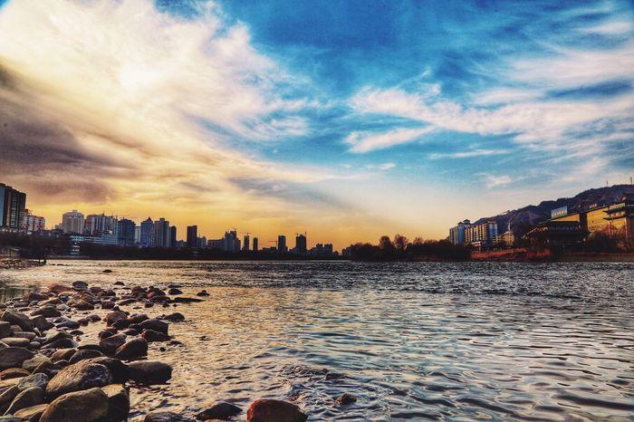 The Yellow River China Lanzhou First Eyeem Photo