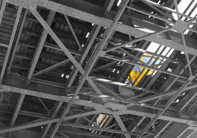 An Eye For Travel Architecture Bvg BVG - Berliner Verkehrsgesellschaft Close Up Colorkey Detail Engineering Grid Metal Metallic Metropolitan Modern No People Steel Structure Ubahn Berliner U-bahn Ubahn Berlin U-Bahn U-Bahn Berlin The Street Photographer - 2016 EyeEm Awards Fine Art Photography Showcase July