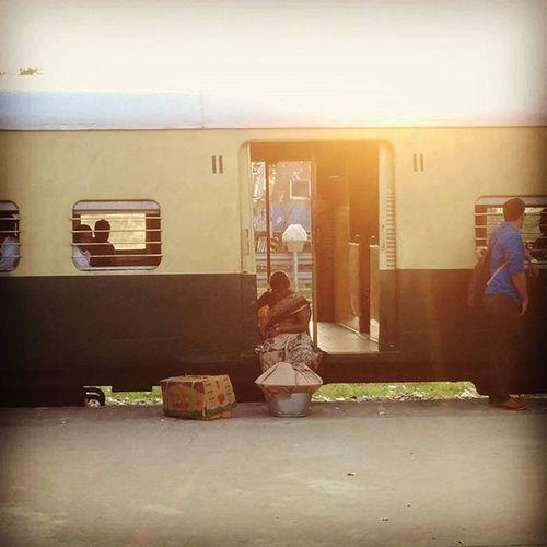 Train tales Lifeinshots Trainrides Traintales Sunrise India Localtrains TravelTales Lifestyle Lifeinindia Streetphotography Streets Streetsarefun Followback Followme F21THREADSCREEN Like4like Likeforlike
