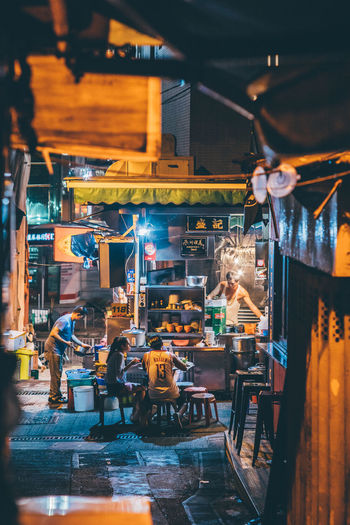 Architecture Built Structure Business Cafe City Glowing Illuminated Indoors  Industry Machinery Mode Of Transportation Motor Vehicle Night No People Restaurant Store Table Technology Transportation