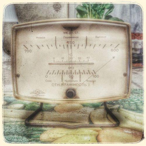 Погода в доме. Weather in the home Omsk Siberia Oldhouse Weatherinthehome Weatherstation омск сибирь старыйдом метеостанция Барометр гигрометр термометр