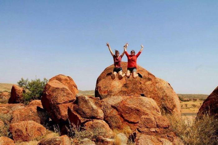Devils Marbles Australia The Explorer - 2014 EyeEm Awards